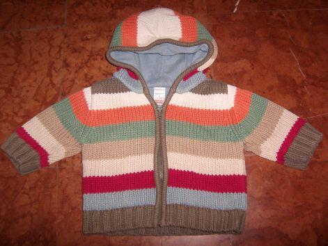 Gyerek   baba pamut pulóver baseball minta 6-9 hó (bruttó 990.- forint +  postaköltség) 2435a17791